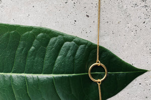 DARA Halskette | Necklace Gold