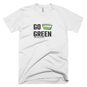 """Go Green"" Salsa T-Shirt"
