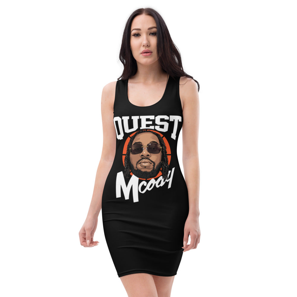 Quest MCODY Bad Boys 2 Cut & Sew Dress