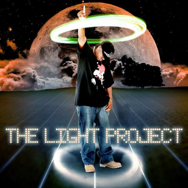 The Light Project by Quest MCODY  [re-released compact disc]