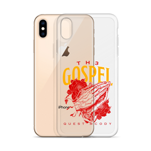 Th3 Gospel Praying Hands iPhone Case