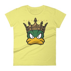 King x Duck Women's short sleeve t-shirt