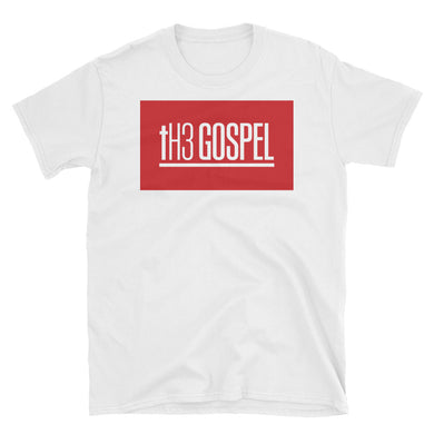 Th3 Gospel Boxed Short-Sleeve Unisex T-Shirt