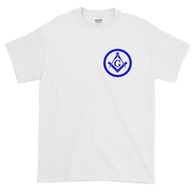 Load image into Gallery viewer, Square & Compass  Short-Sleeve T-Shirt