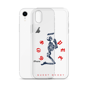Th3 Gospel Skeleton iPhone Case