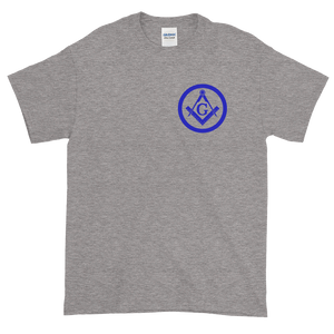 Square & Compass  Short-Sleeve T-Shirt
