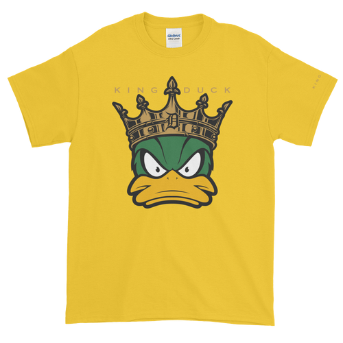 King x Duck Men's short-sleeve T Shirt