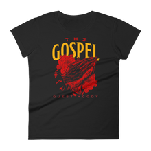 Load image into Gallery viewer, Th3 Gospel Collection Ladies Ringspun Fashion Fit T-Shirt with Tear Away Label