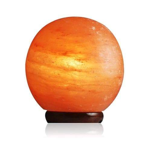 Himalayan Salt Lamp Globe - Northern Bears