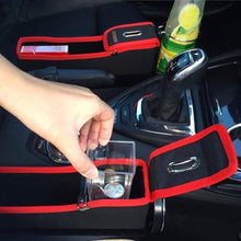 Load image into Gallery viewer, Car Seat Crevice Storage Box Cup Drink Holder - Northern Bears