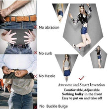 Load image into Gallery viewer, Buckle-Free Belt For Jean Pants,Dresses - Northern Bears
