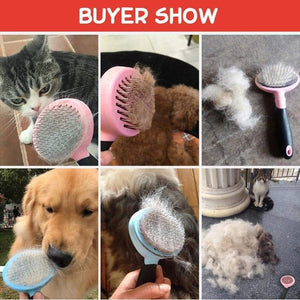 Eco-friendly Silicone Brush For Dogs - Northern Bears
