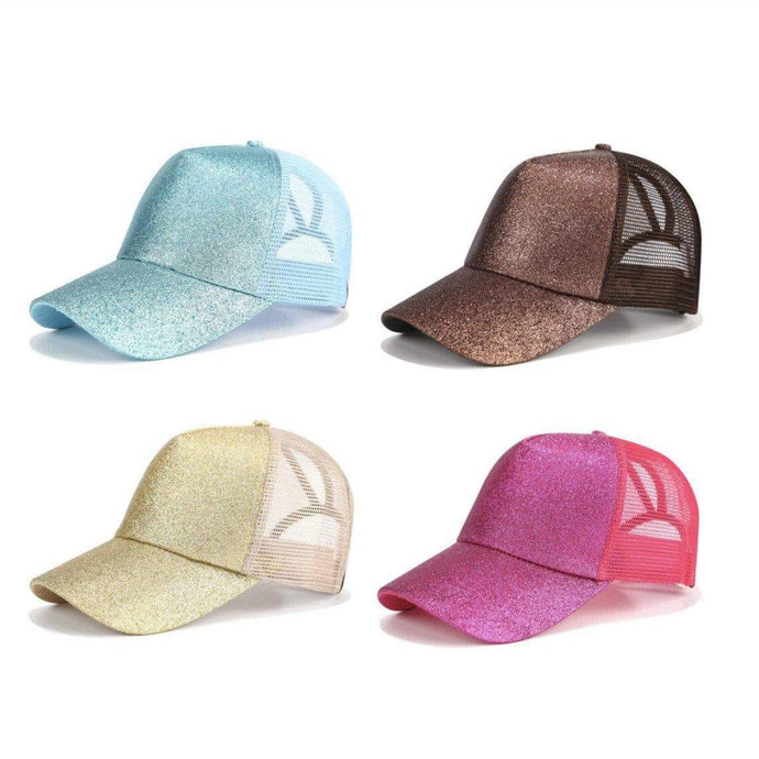 Fashion Glitter Baseball Cap - Northern Bears
