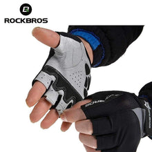 Load image into Gallery viewer, Cycling Anti-slip Anti-sweat Anti-shock Sports Gloves - Northern Bears