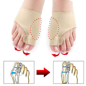 1Pair Toe Separator Hallux Valgus Bunion Corrector - Northern Bears