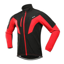 Load image into Gallery viewer, NBears Thermal Warm Fleece Cycling Jacket - Northern Bears