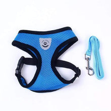 Load image into Gallery viewer, Harness and Leash Set Breathable Mesh for Small Dog - Northern Bears