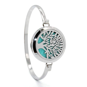 Tree of Life  Essential Oils Diffuser Bracelet - Northern Bears