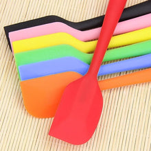 silicone spatula baking pastry spatula spatula for cake kitchen spatula cream mixer Ice cream scoop Cream scraper Baking tools