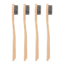Load image into Gallery viewer, FutureUses® - Bamboo Toothbrush - 4 Pack Childs/Adults - FutureUses™