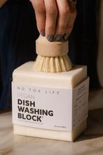 Load image into Gallery viewer, Dish Block® Zero Waste Dish Washing Bar LARGE - FutureUses™