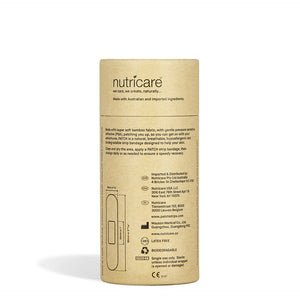 Patch Natural 25 Adhesive Strips - Tube of 25 - FutureUses®