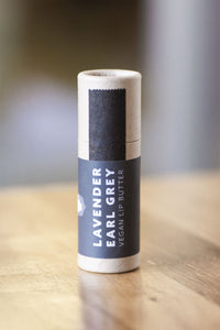 Zero Waste Tube Lip Butter | Lavender Earl Grey - FutureUses™