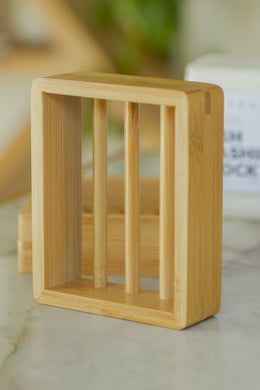 No Tox Life® - Moso Bamboo Soap Shelf - FutureUses™