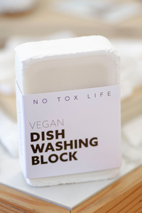 No Tox Life Zero Waste Dish Washing Block