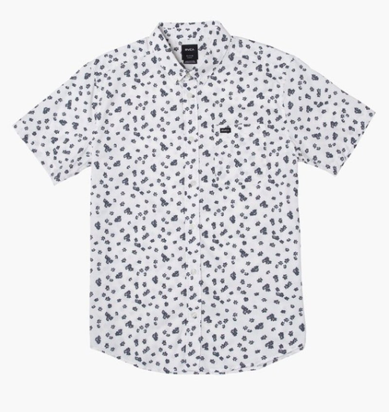 RVCA - Thatll Do Stretch Print  SS