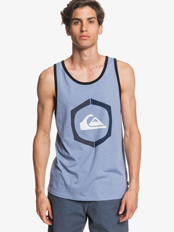 Quiksilver - Sure Thing Tank - Buddys Huatulco