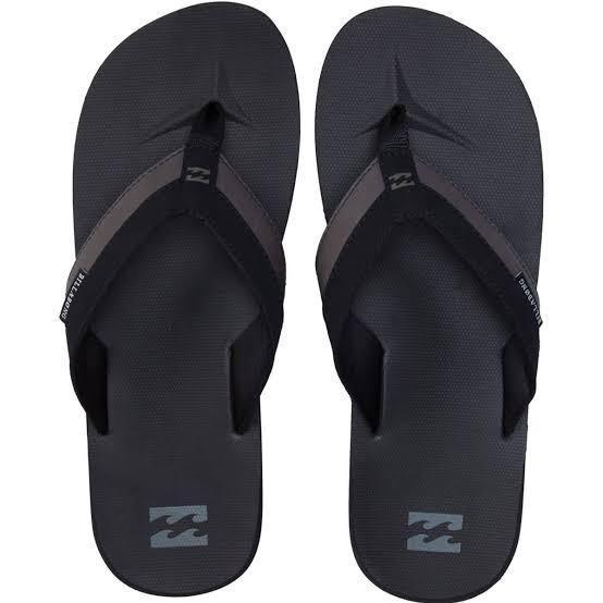 Billabong Men's Sandals 10 / BLK Billabong - All Day Impact