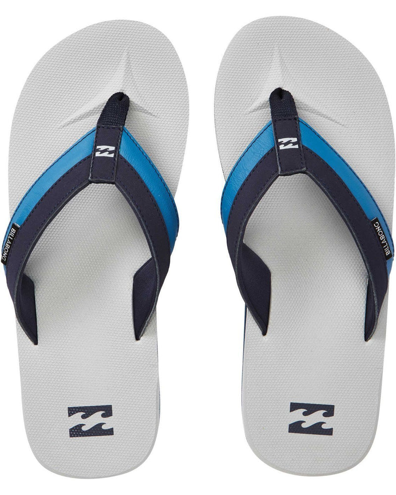 Billabong Men's Sandals 10 / BLU Billabong - All Day Impact