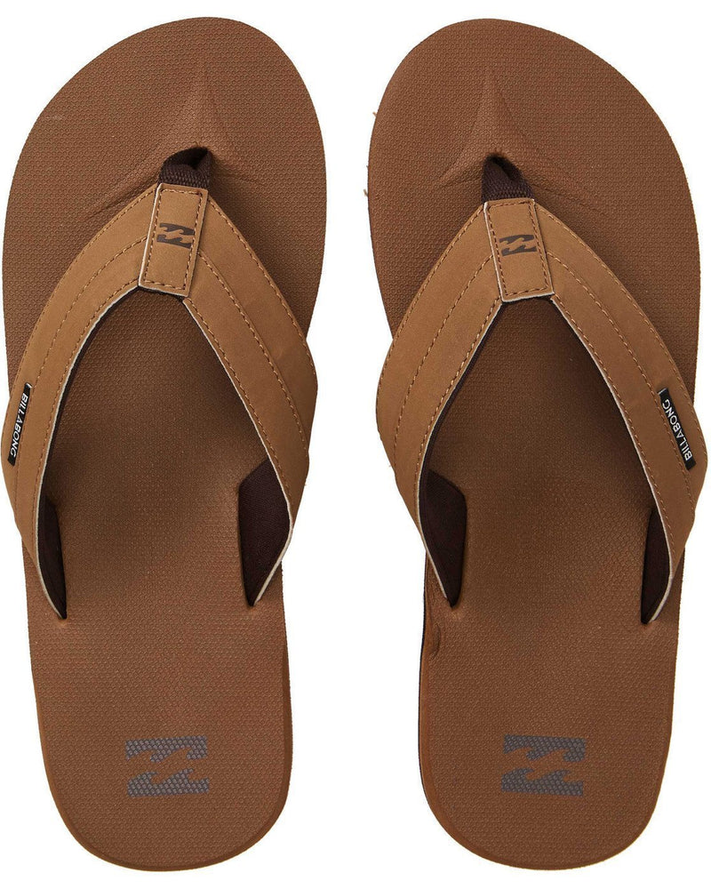 Billabong Men's Sandals 9 / BRN Billabong - All Day Impact