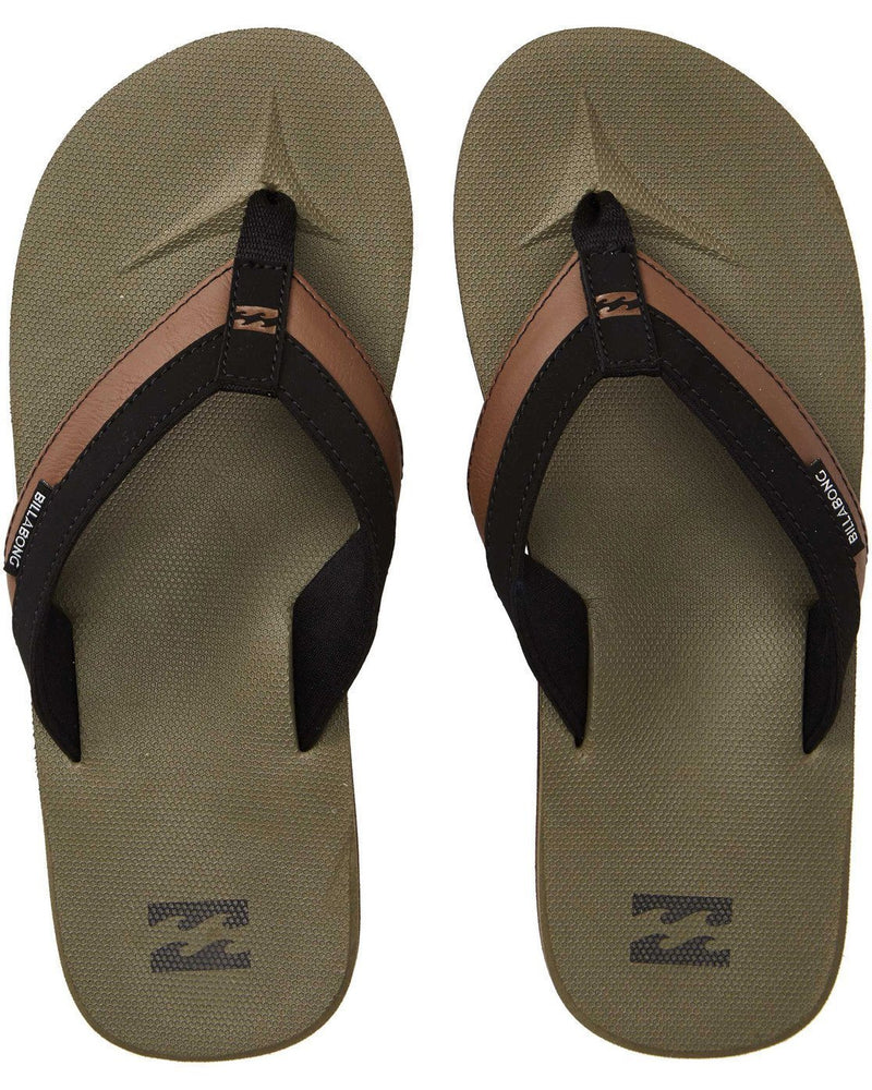 Billabong Men's Sandals 9 / GRN Billabong - All Day Impact