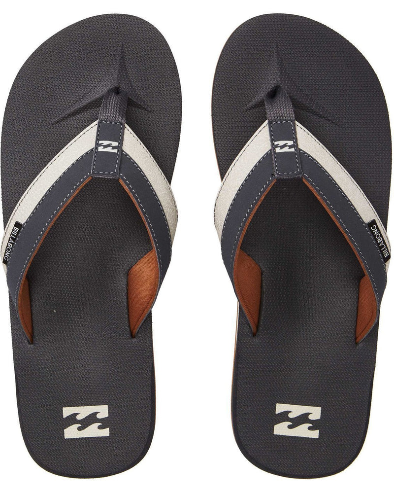 Billabong Men's Sandals 9 / GRY Billabong - All Day Impact