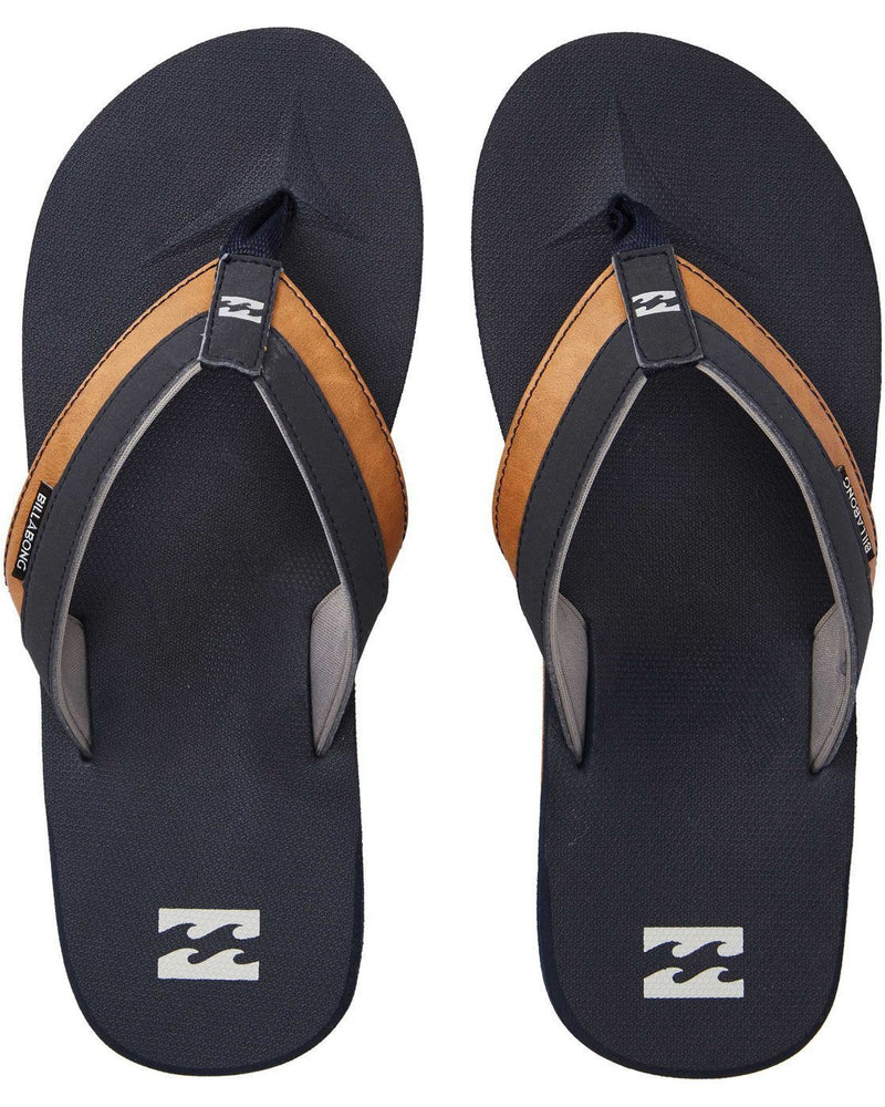 Billabong Men's Sandals 9 / NVY Billabong - All Day Impact