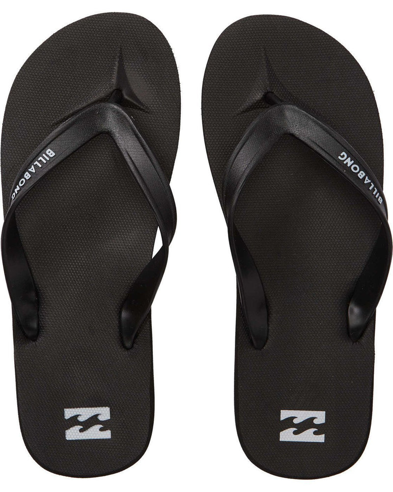 Billabong Men's Sandals 10 / BLK Billabong - All Day Sandals