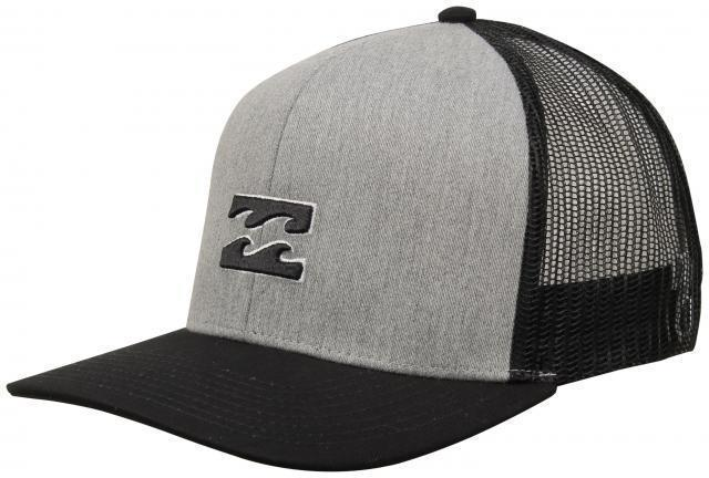 Billabong Headwear O/S / GRY Billabong - All Day Trucker Hat