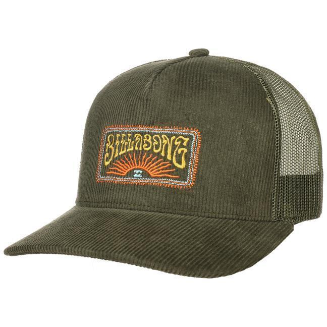 Billabong Headwear O/S / GRN Billabong - Flatwall Trucker Hat