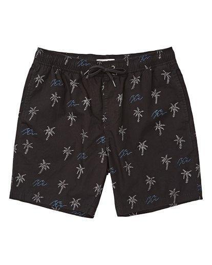 Billabong Men's Apparel - Boardshorts S / BLK Billabong - Larry layback