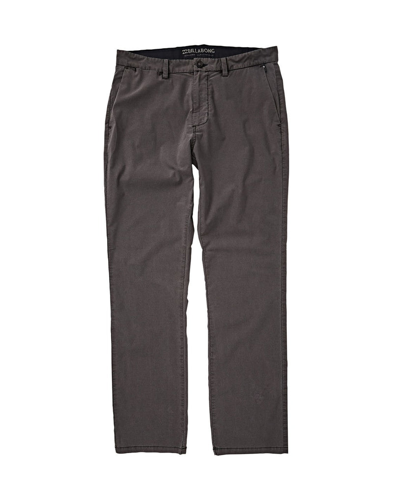 Billabong Men`s Pants 32 / BLK Billabong - New Order X Overdye Pants