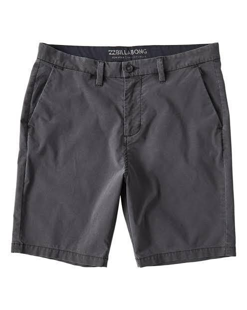 Billabong Men's Apparel - Boardshorts 31 / BLK Billabong - New Order X Overdye Shorts