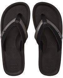 Billabong Men's Sandals 8 / BLK Billabong - Off Shore Impact