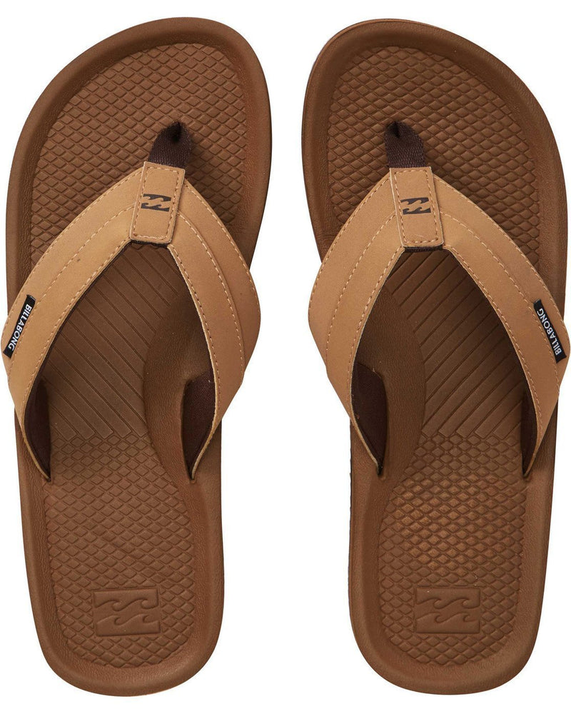 Billabong Men's Sandals 8 / BRN Billabong - Off Shore Impact