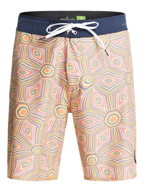 Quiksilver Men's Apparel - Boardshorts 30 / YLW Quiksilver - Highline Tamarama 19
