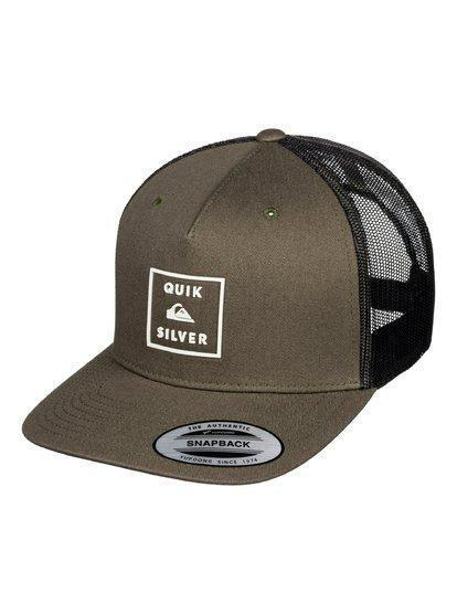 Quiksilver Headwear O/S / GRN Quiksilver - Locked In