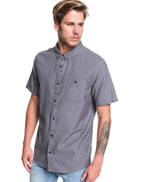 Quiksilver Men's Apparel - Wovens Quiksilver - SS Waterfalls Reg.