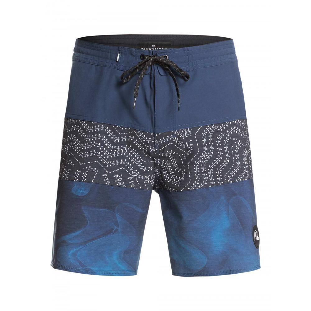 Quiksilver Men's Apparel - Boardshorts Quiksilver - Washed Beachshort 18