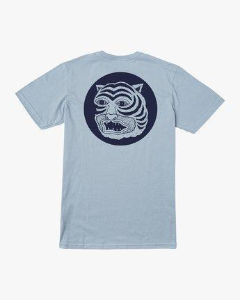 RVCA Men's Apparel - Shirts S / BLU RVCA - C. Bengal SS